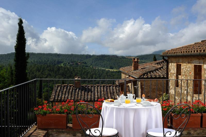 Luxury homes in PRESTIGIOUS HAMLET IN ASCIANO - TUSCANY