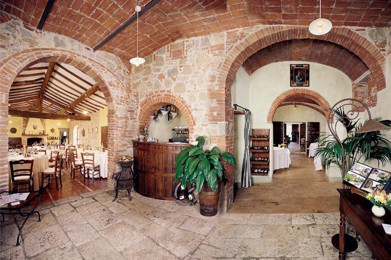 Mansions in PRESTIGIOUS HAMLET IN ASCIANO - TUSCANY