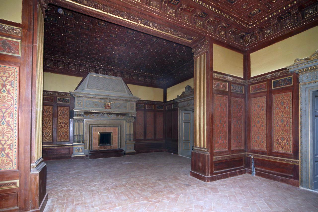 Luxury real estate LUXURIOUS CASTLE IN PERUGIA - UMBRIA