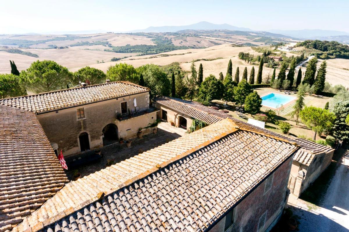 Mansions PRESTIGIOUS tuscany MANOR