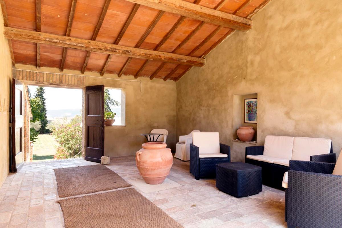 Luxury properties PRESTIGIOUS tuscany MANOR