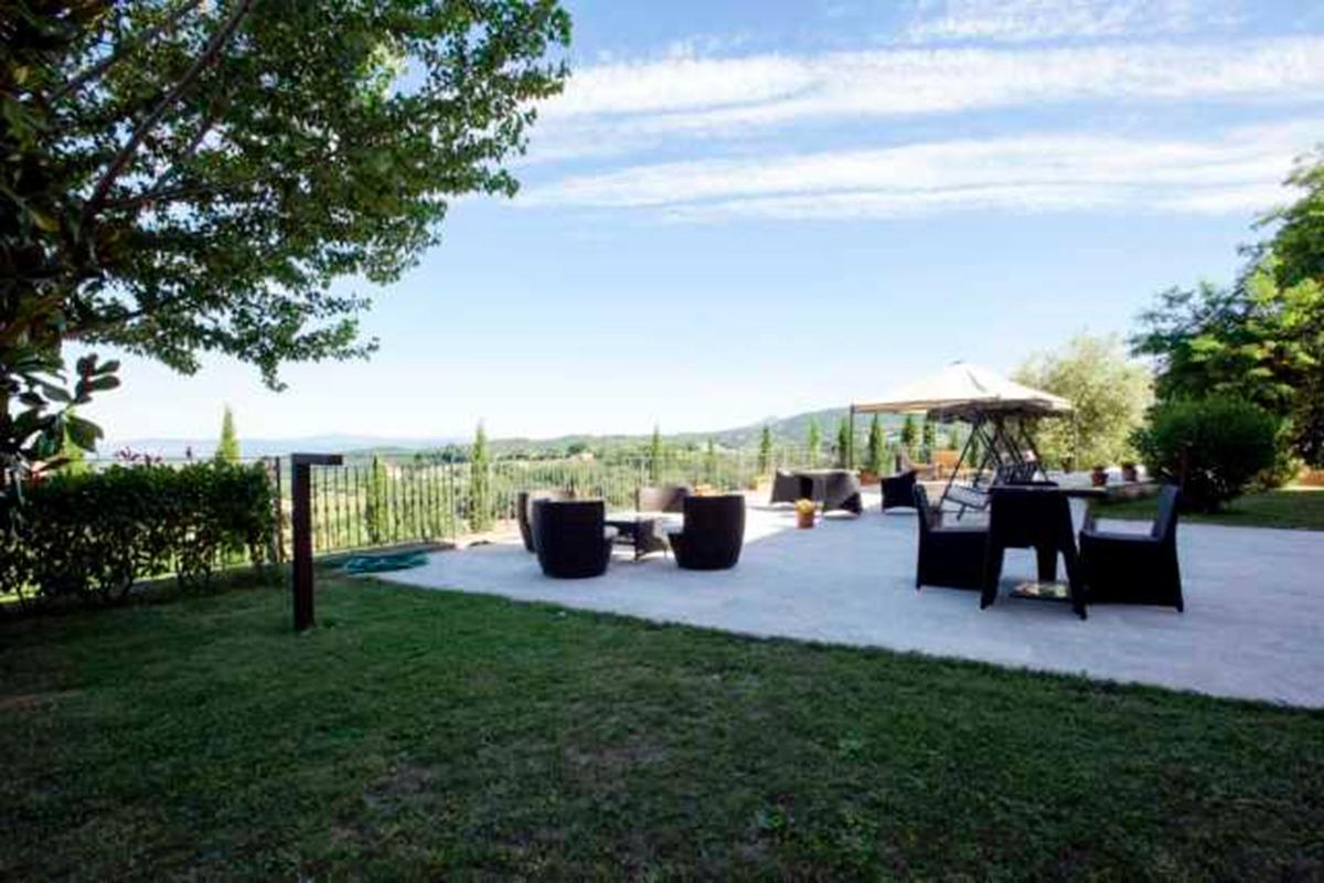 Luxury homes in 4-STAR RESORT IN VAL DI CHIANA - TUSCANY