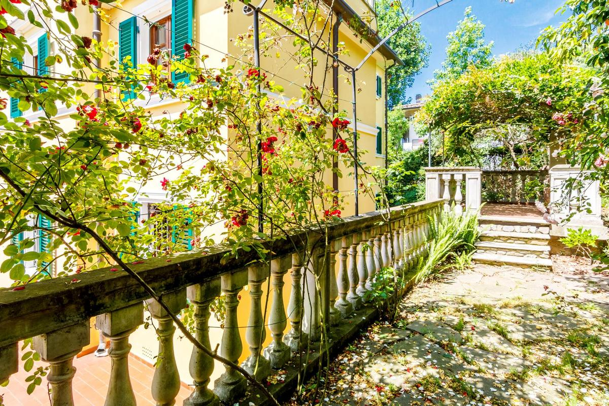 Luxury homes AMAZING HISTORIC VILLA IN VERSILIA - TUSCANY