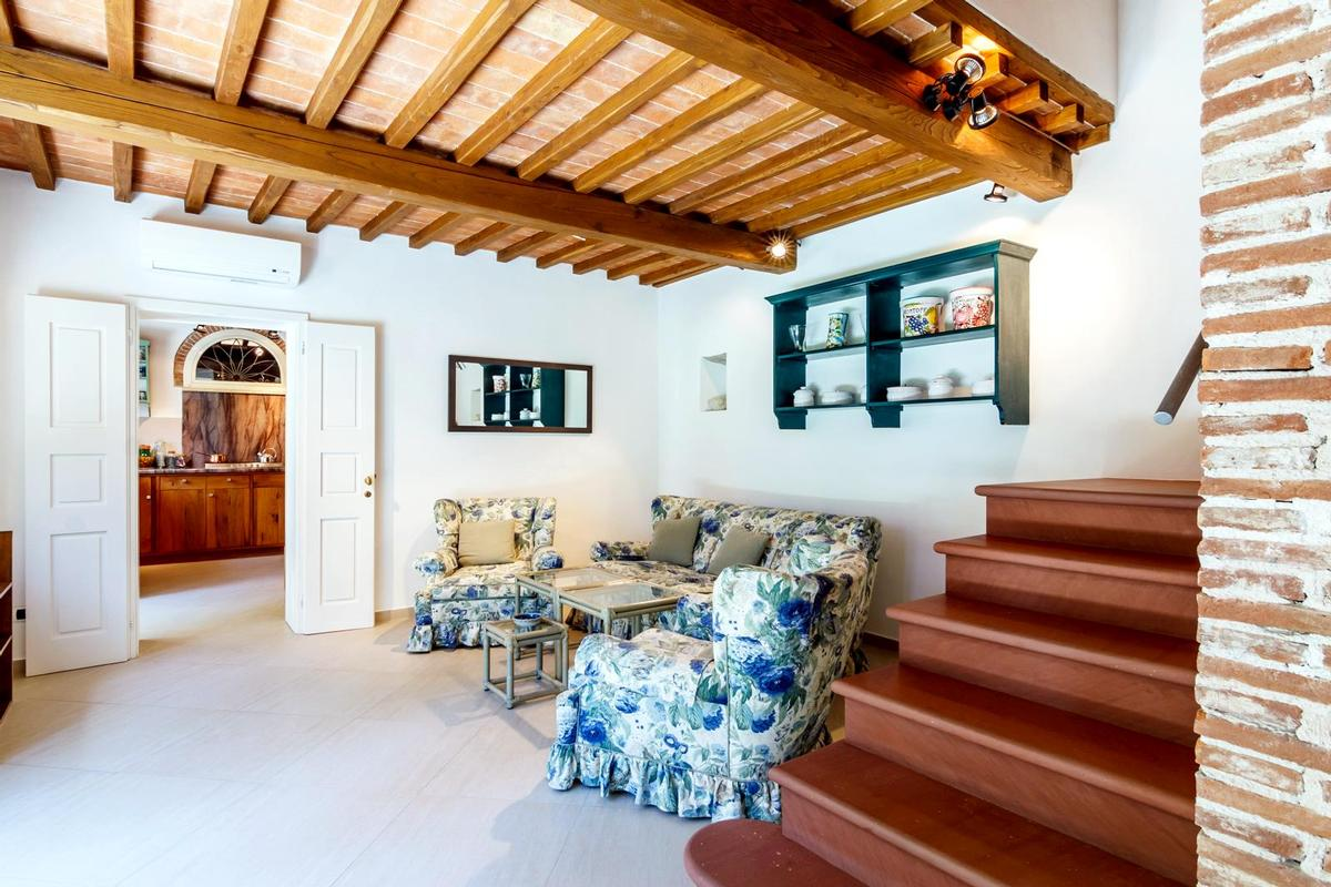 Luxury real estate AMAZING HISTORIC VILLA IN VERSILIA - TUSCANY