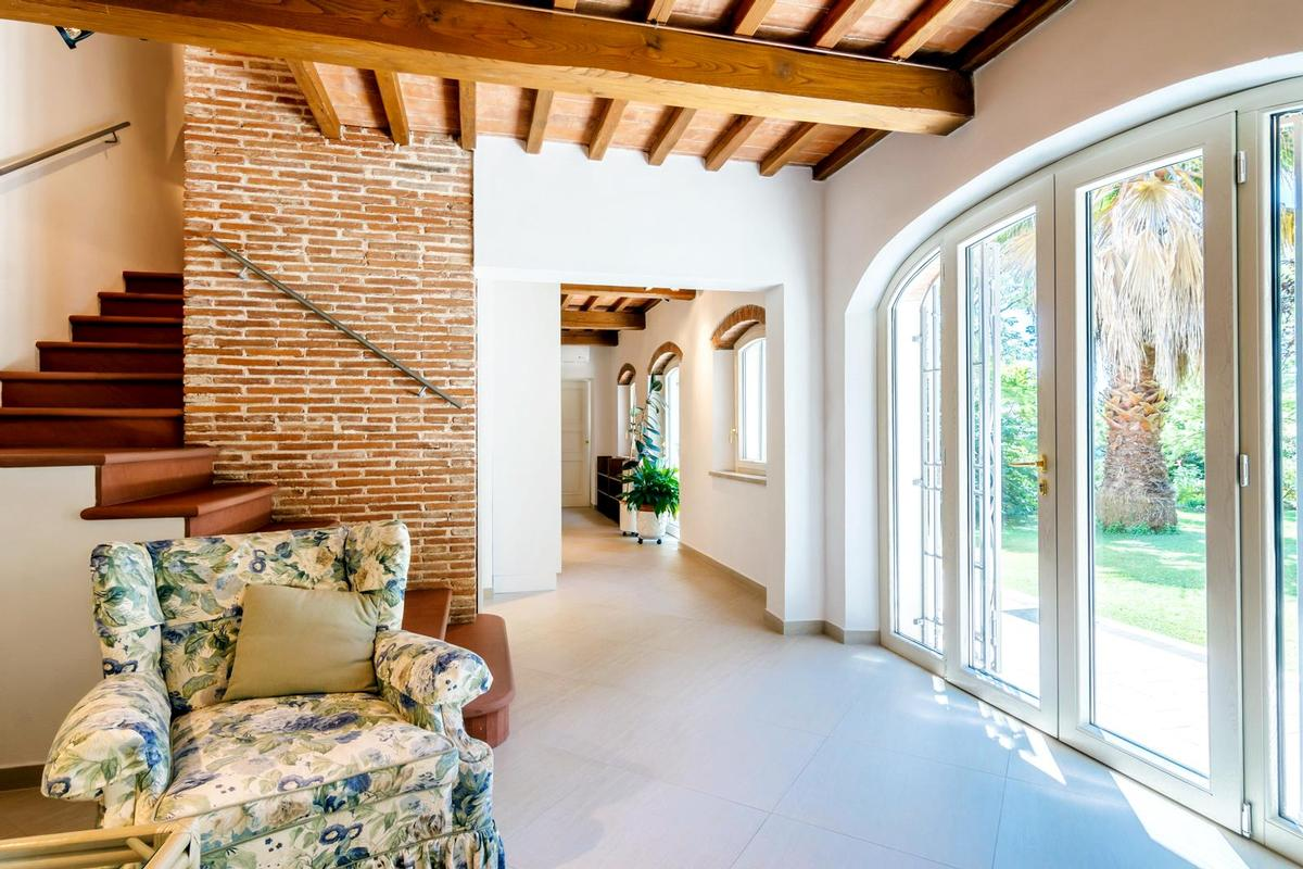 AMAZING HISTORIC VILLA IN VERSILIA - TUSCANY luxury real estate