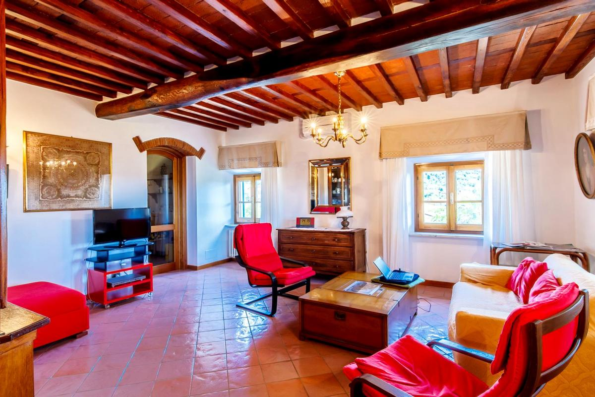 AMAZING HISTORIC VILLA IN VERSILIA - TUSCANY mansions