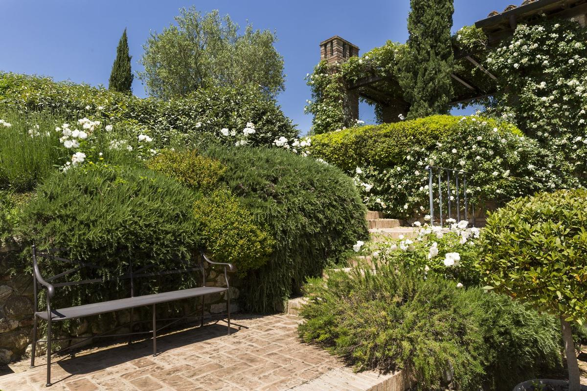 Prestigious Estate in Cetona - Tuscany mansions