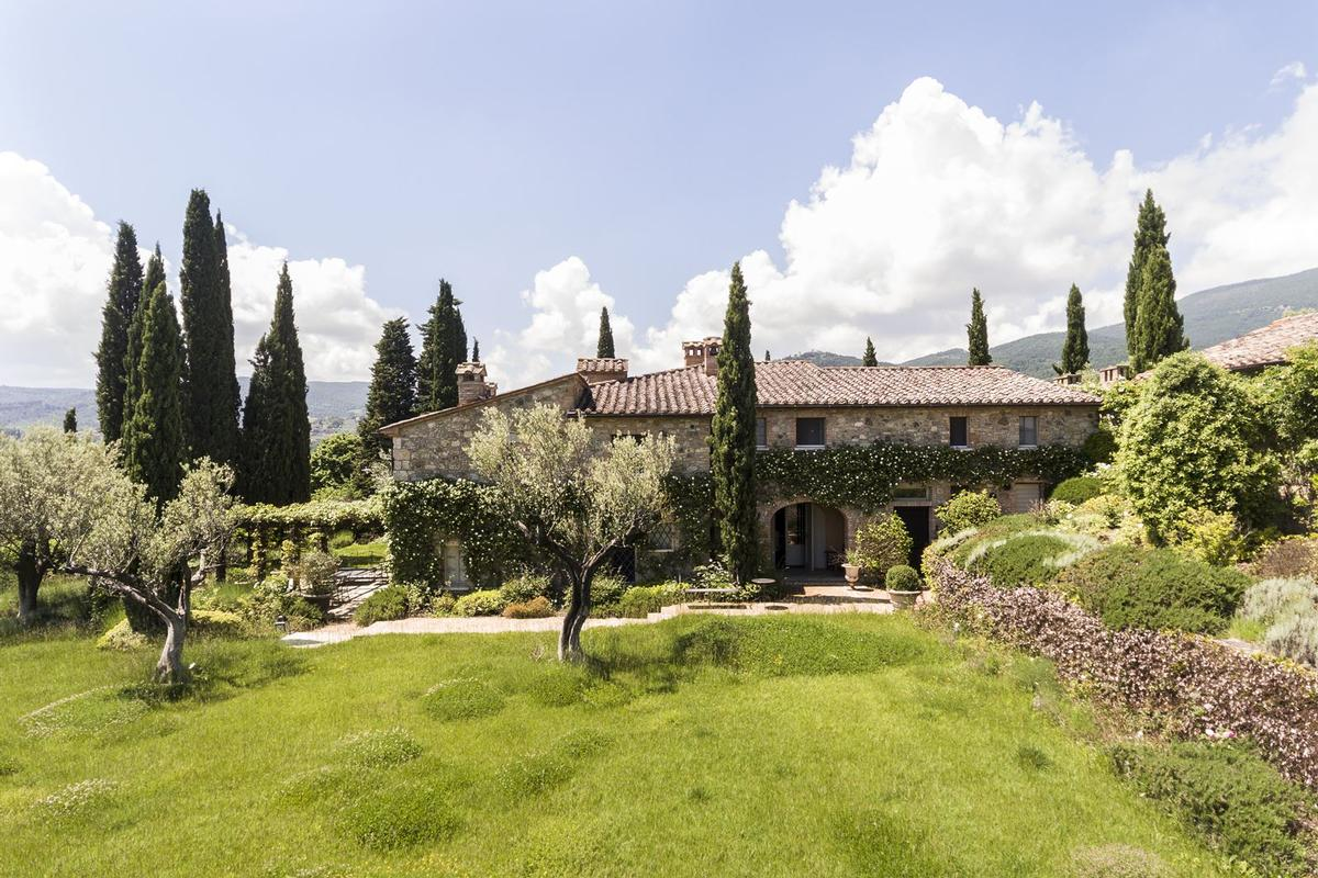 Prestigious Estate in Cetona - Tuscany luxury homes