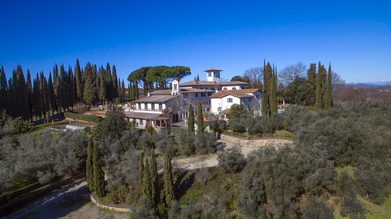 Luxury homes CHARMING ESTATE WITH HISTORIC VILLA - TUSCANY