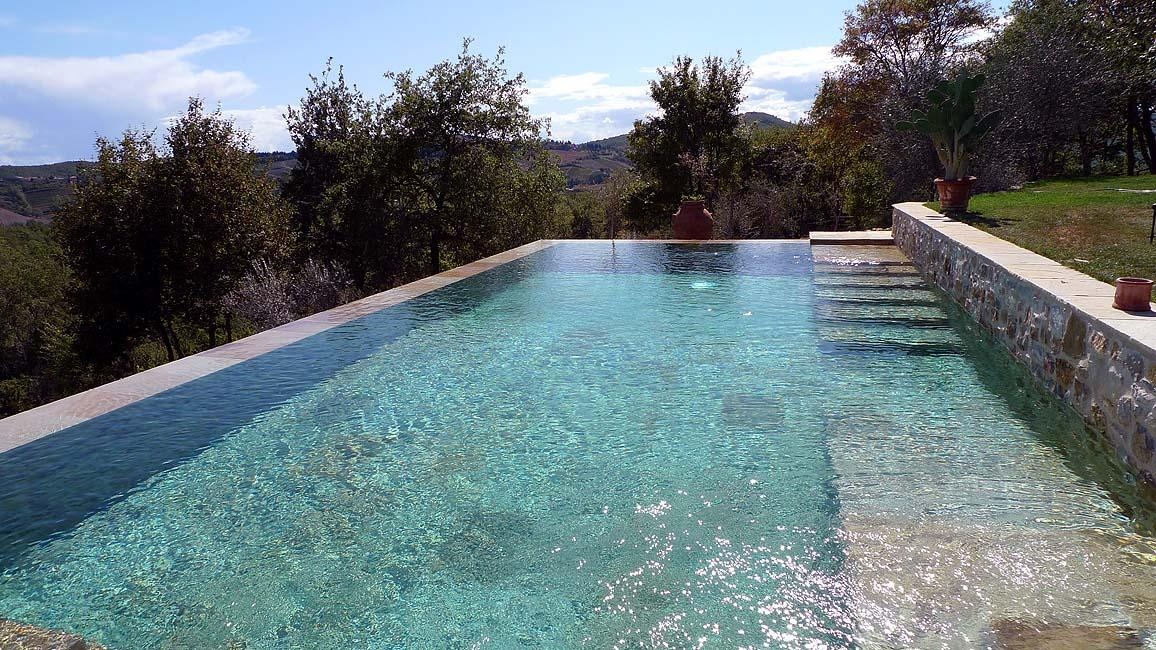 Luxury properties FARMHOUSE WITH POOL IN CHIANTISHIRE - TUSCANY