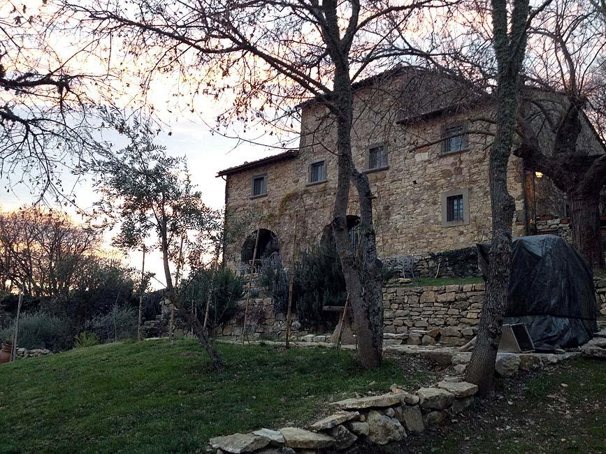 Mansions FARMHOUSE WITH POOL IN CHIANTISHIRE - TUSCANY