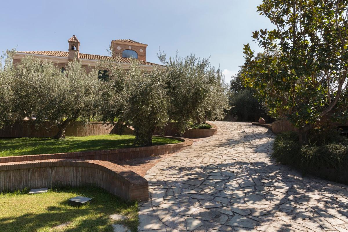 Mansions Luxury villa close to Rome
