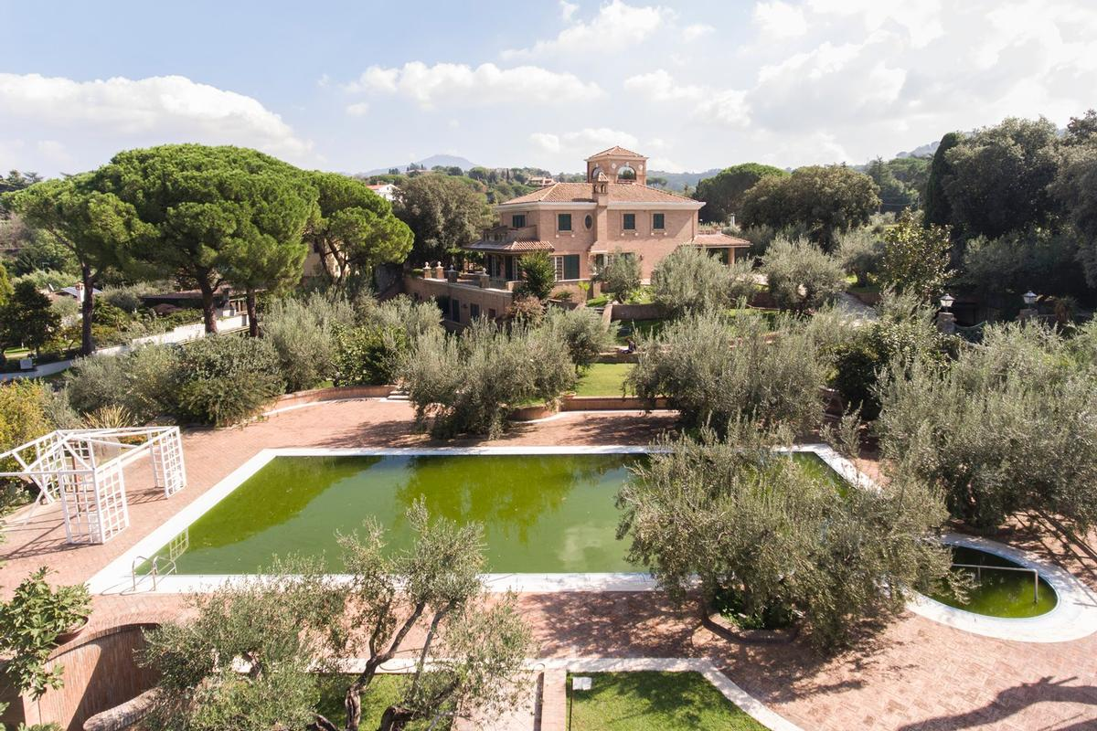 Luxury villa close to Rome luxury properties