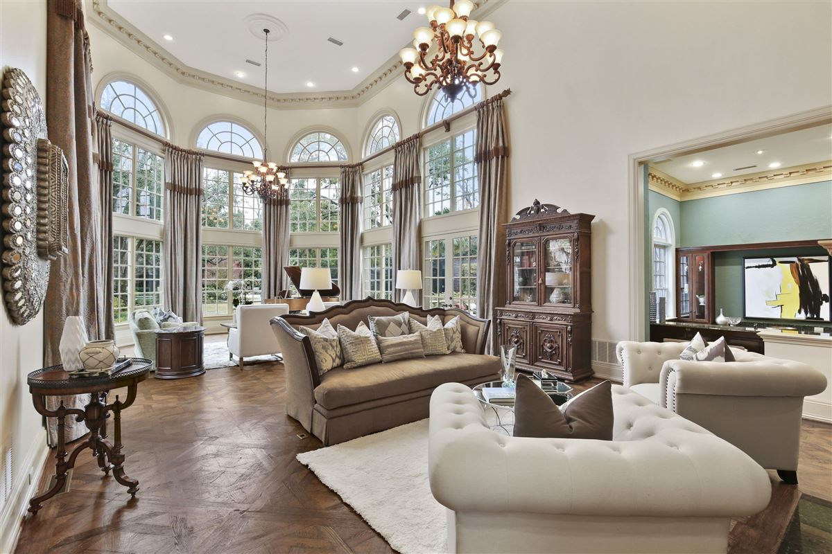 Luxury homes stately dallas residence