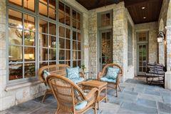 Luxury homes Impressive Preston Hollow residence in quiet Lobello Estates