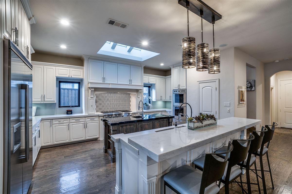 Immaculate Mediterranean Preston Hollow home luxury real estate