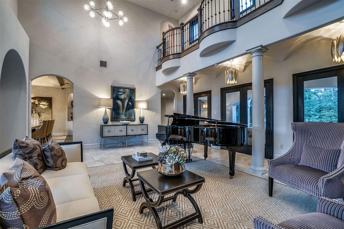 Mansions Immaculate Mediterranean Preston Hollow home