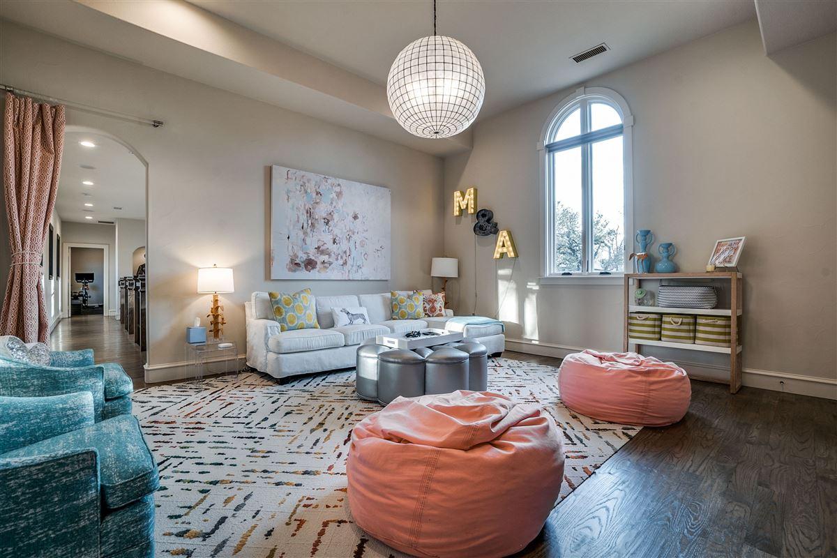 Immaculate Mediterranean Preston Hollow home luxury properties