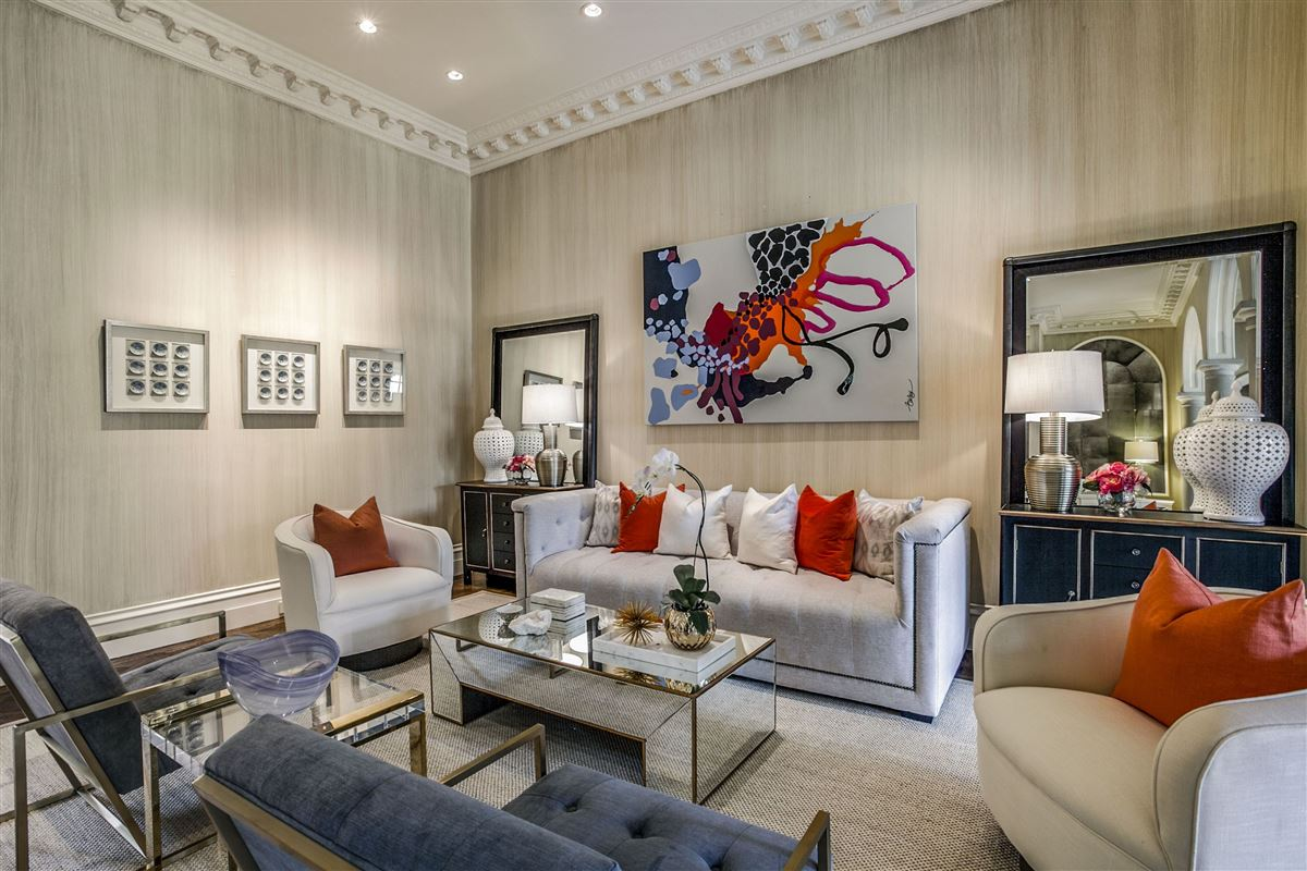 Luxury real estate everyday luxury and refinement in highland park