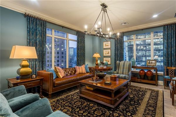 Rare three bedroom renovated residence at the Ritz-Carlton luxury real estate