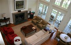 The Links at Lake Athens luxury living mansions