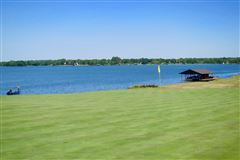 Luxury homes in The Links at Lake Athens luxury living