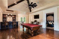 Luxury real estate Preston Hollow residence