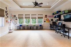Luxury properties Preston Hollow residence