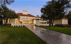 Mansions luxury living in old preston hollow