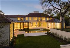 luxury living in old preston hollow mansions