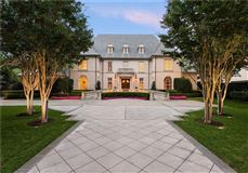 Luxury homes gorgeous gated traditional home