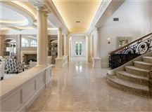 Luxury homes in gorgeous gated traditional home