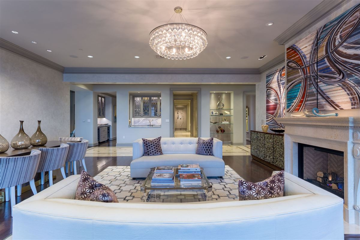 beautifully renovated Ritz-Carlton unit luxury real estate