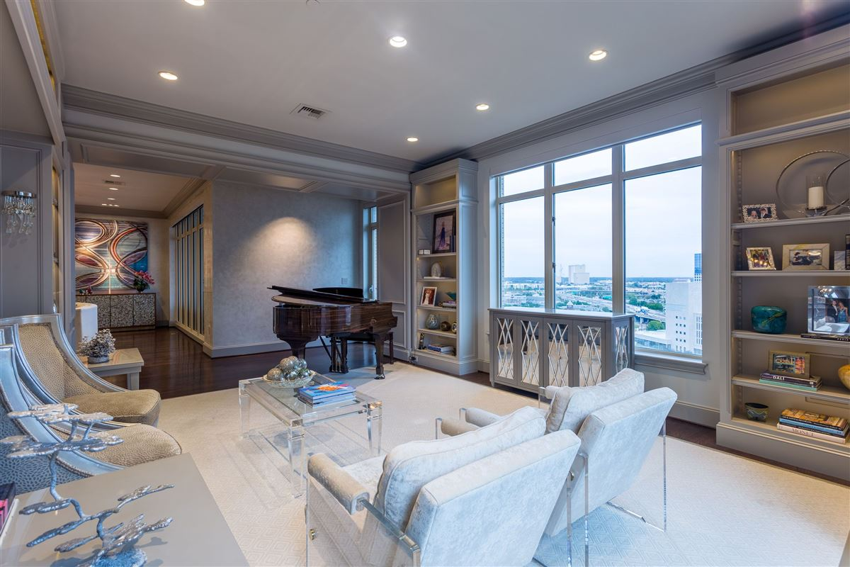 Luxury homes in beautifully renovated Ritz-Carlton unit