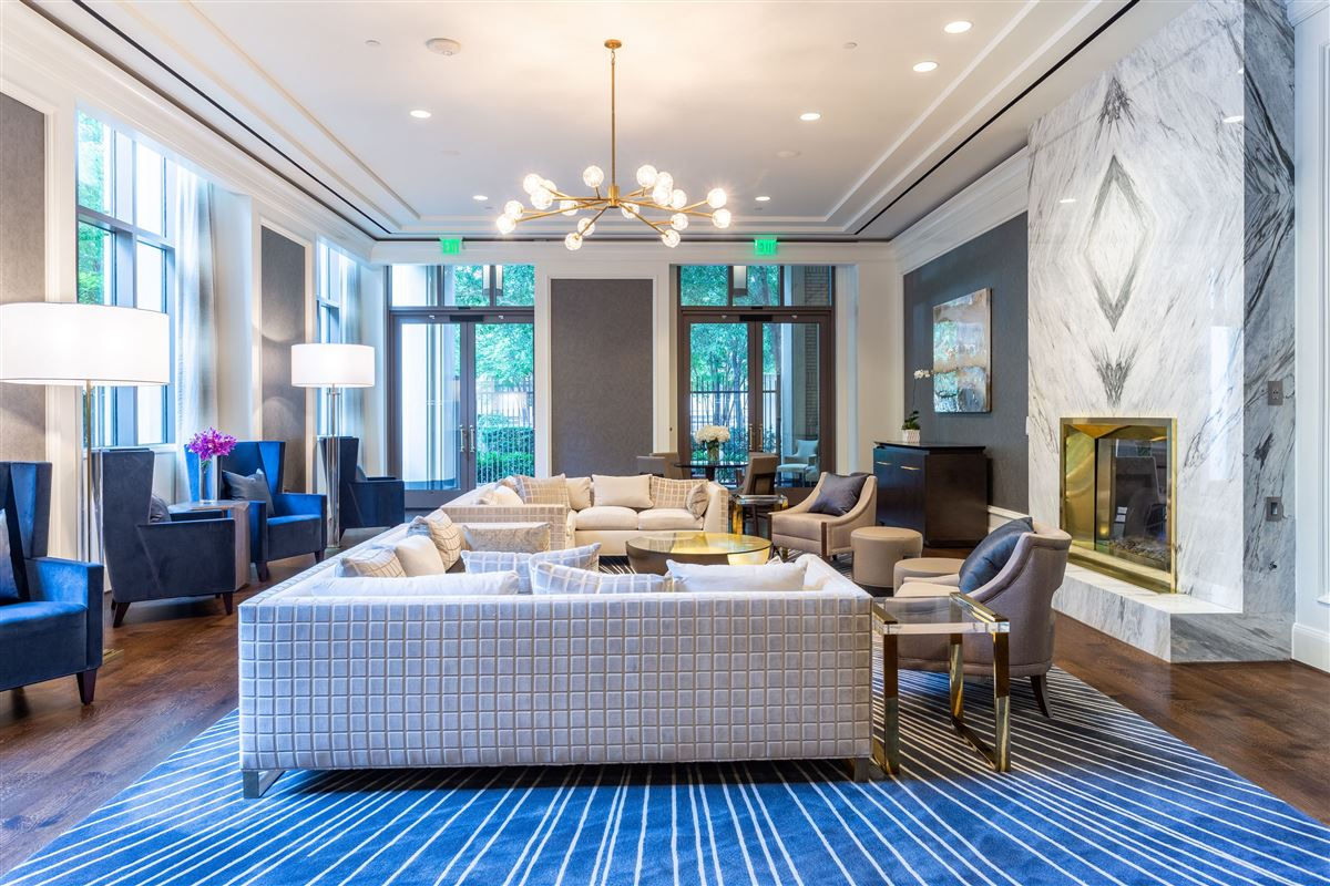 Luxury real estate beautifully renovated Ritz-Carlton unit