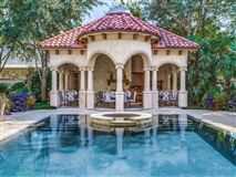 private resort in coveted Lake Forest luxury real estate