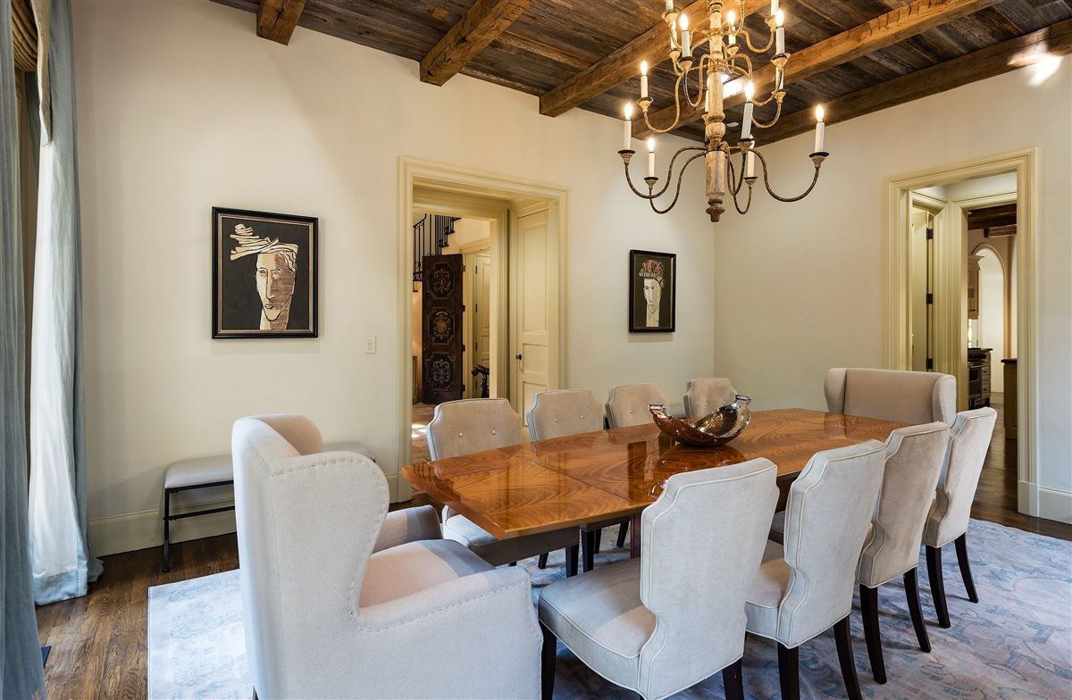 Luxury real estate Authentic and exceptional Italian villa
