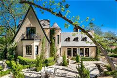 Luxury real estate R.L. Thorntons Chateau Des Grotteaux