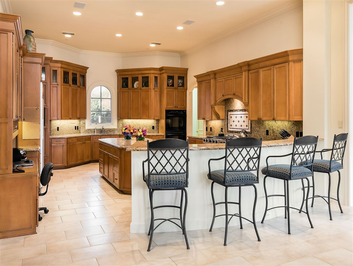 Luxury homes in gorgeous gated two-acre property