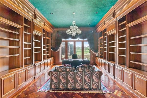 Magnificent estate property with panoramic TPC views luxury real estate