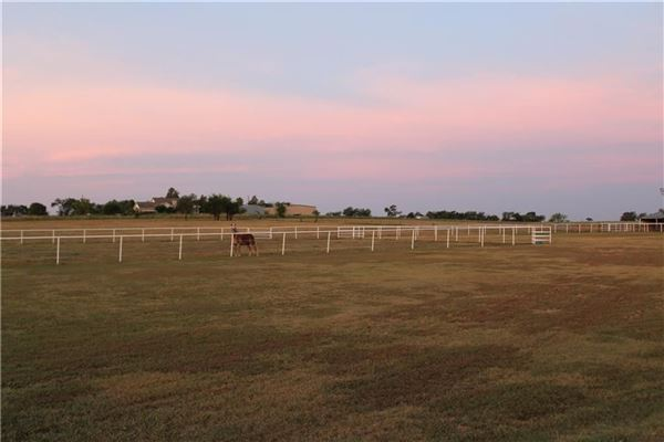 Luxury homes 25 acre equine estate