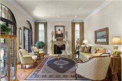 Mansions stately Highland Park residence on exclusive Stratford Ave