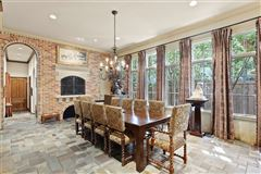 Luxury real estate stately Highland Park residence on exclusive Stratford Ave