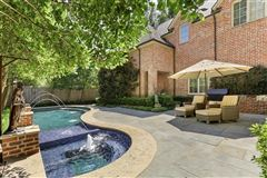 Mansions in stately Highland Park residence on exclusive Stratford Ave