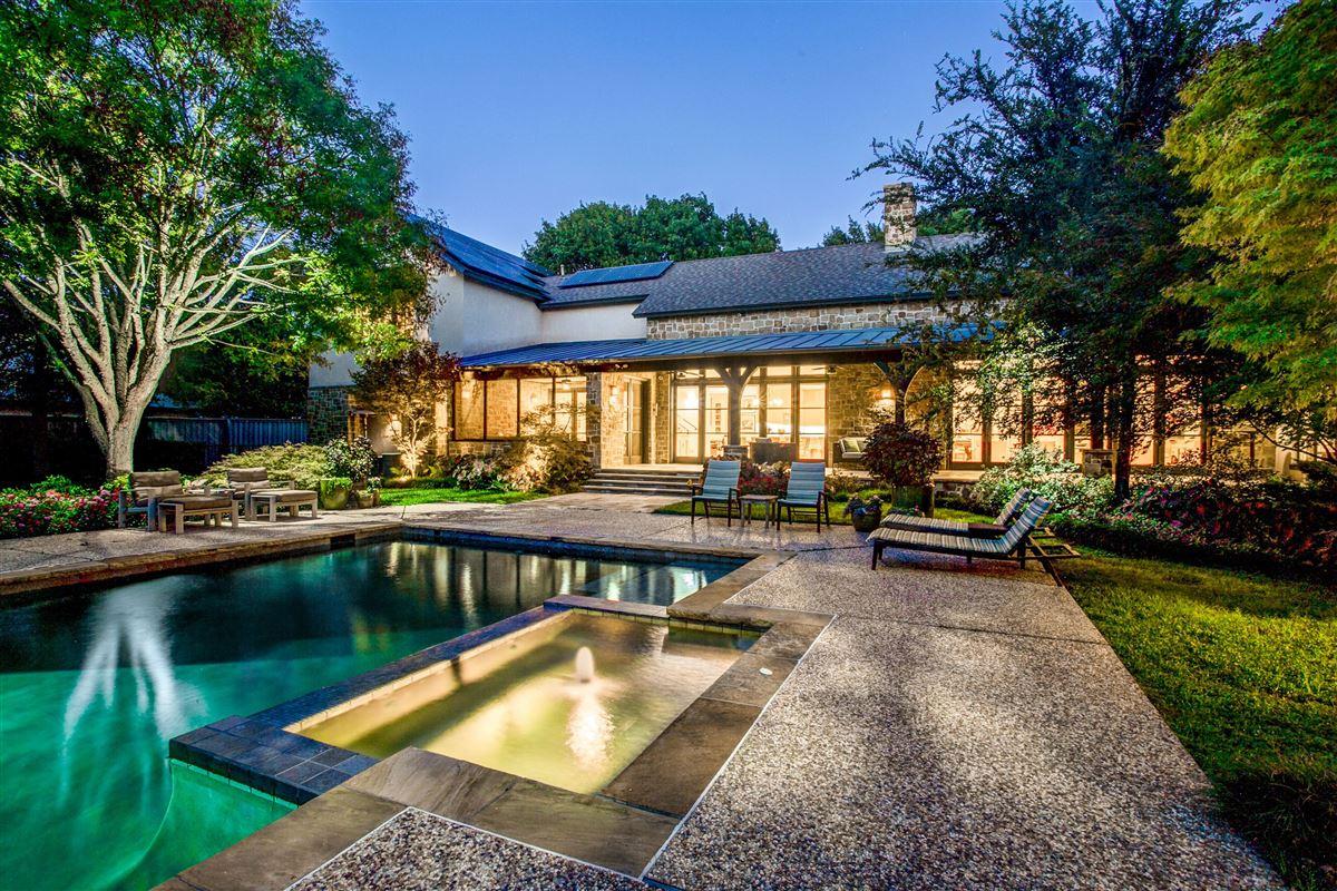Mansions in Beautiful home with a spectacular pool and back yard