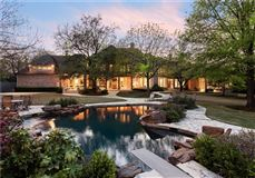 Mansions  a two acre gated estate