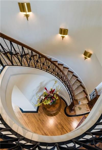 a two acre gated estate luxury properties