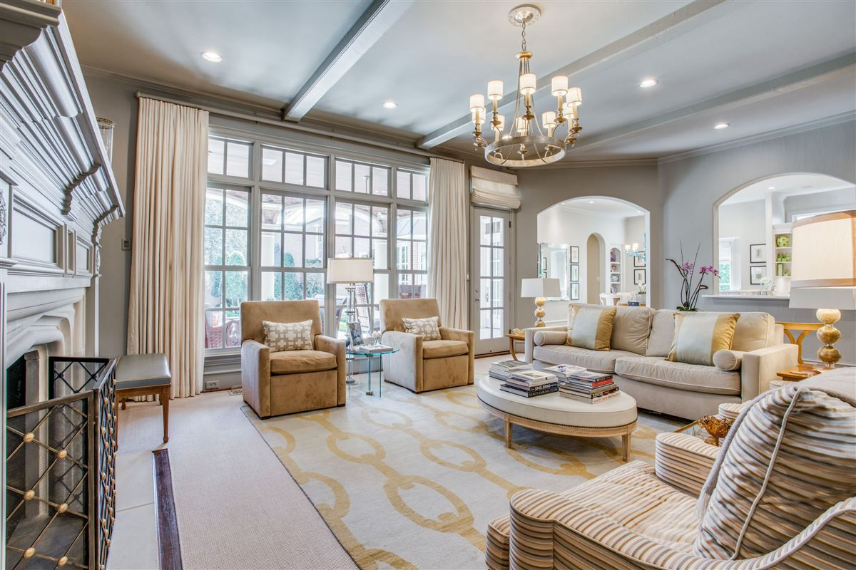 Mansions in Stunning home just east of Dallas Country Club