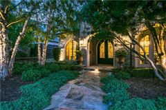 Mansions Luxurious Oasis in Preston Hollow