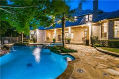 Luxury homes in Luxurious Oasis in Preston Hollow